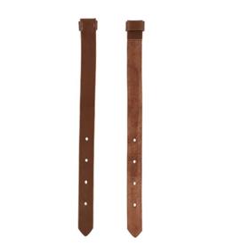 Weaver Single-Ply Leather Billets