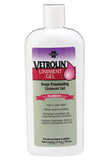 Vetrolin Liniment Gel with Hyaluronic Acid - 12oz
