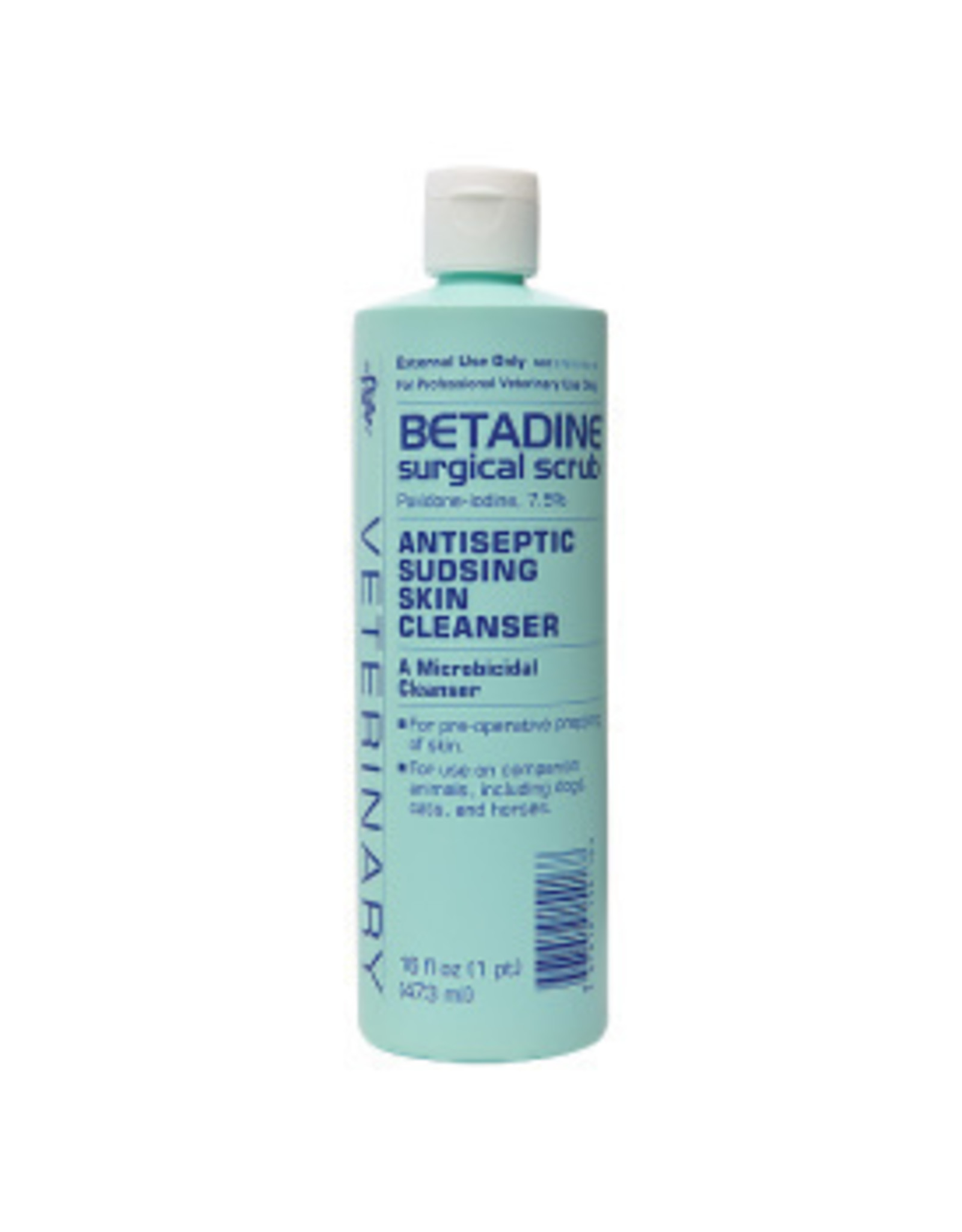 Betadine Surgical Scrub - 16oz