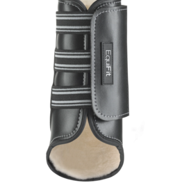 EquiFit MultiTeq Sheepswool Tall Hind Boots