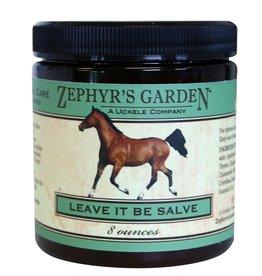 Zephyr's Garden Leave It Be Salve - 8oz