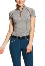 Ariat Ladies' Odyssey Seamless 1/4 Zip Shirt