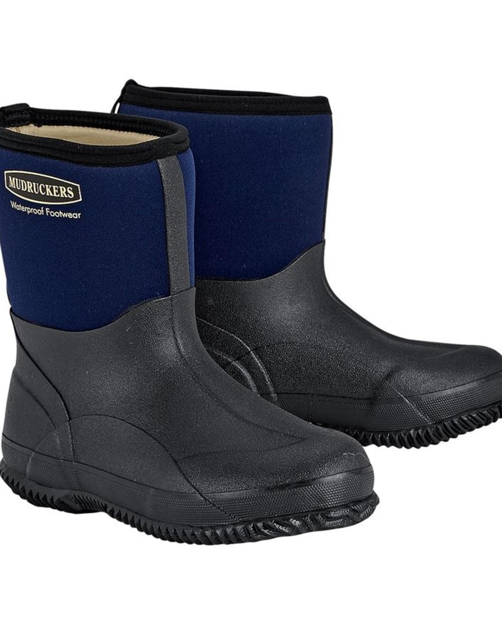 Mudrucker Mudrucker Ladies' Mid Height Rain Boot