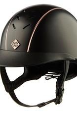 Charles Owen AYRBrush with Pinstripe Helmet