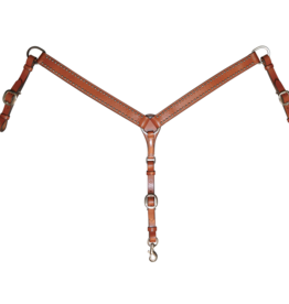 """Circle Y 1.5"""" Spot Accent Breast Collar"""