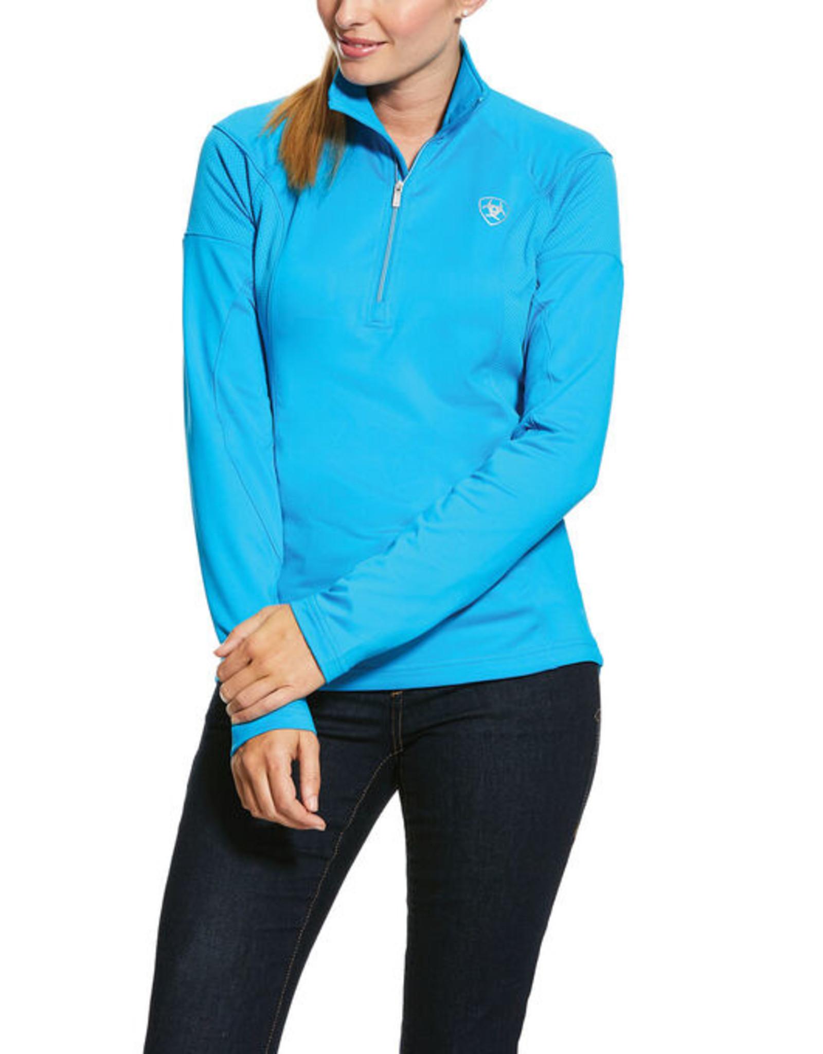 Ariat Ladies' 1/4 Zip Tolt Sweatshirt