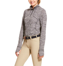 Ariat Ladies' Gridwork 1/4 Zip