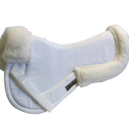 Exselle Fleece Edge Half Pad