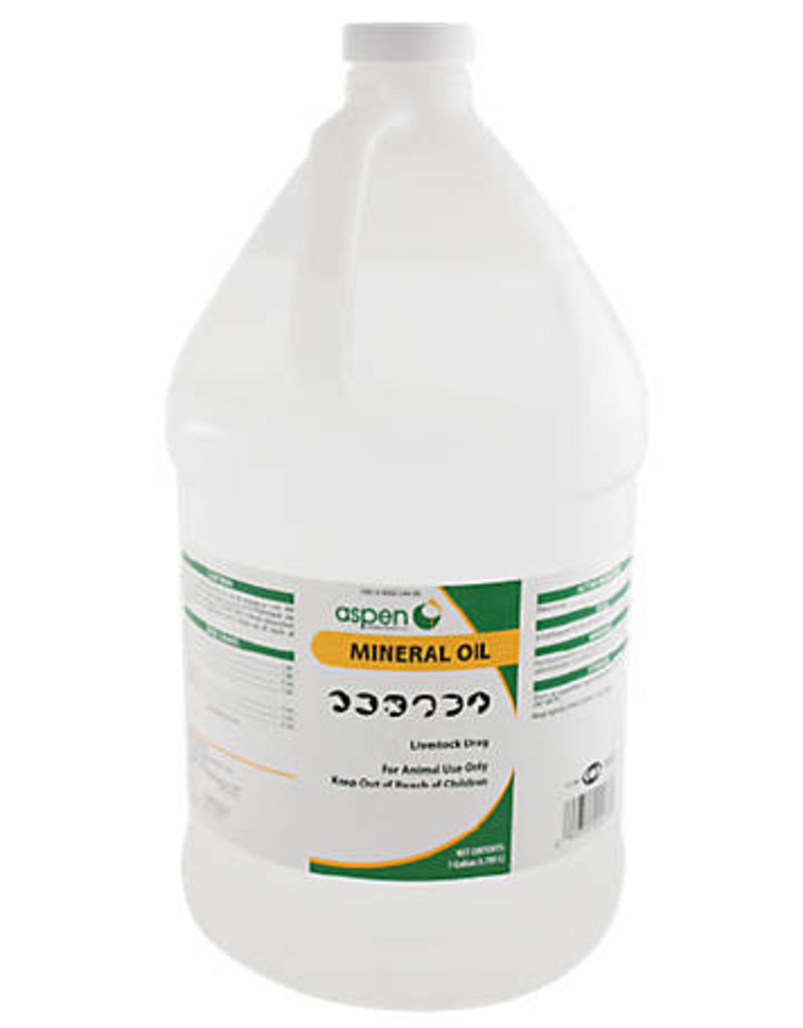 Aspen Vet Aspen Mineral Oil - Gallon