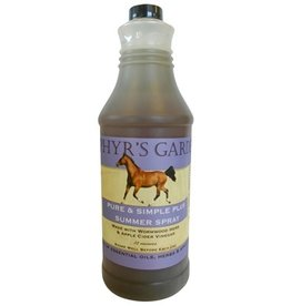Zephyr's Garden Zephyr's Garden Pure & Simple Plus Repellent - 32oz