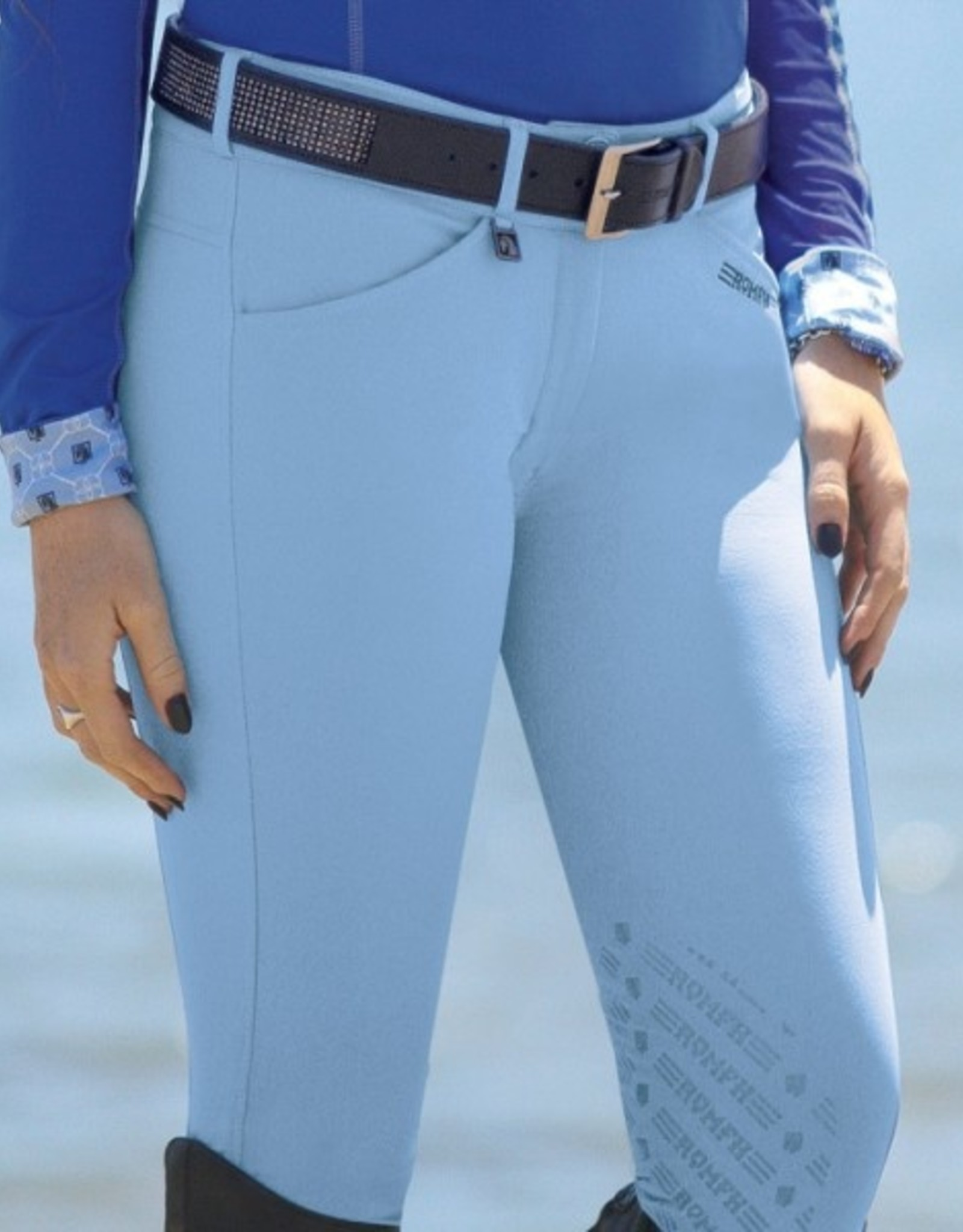 Romfh Gabriella Ladies' Knee Patch Breeches