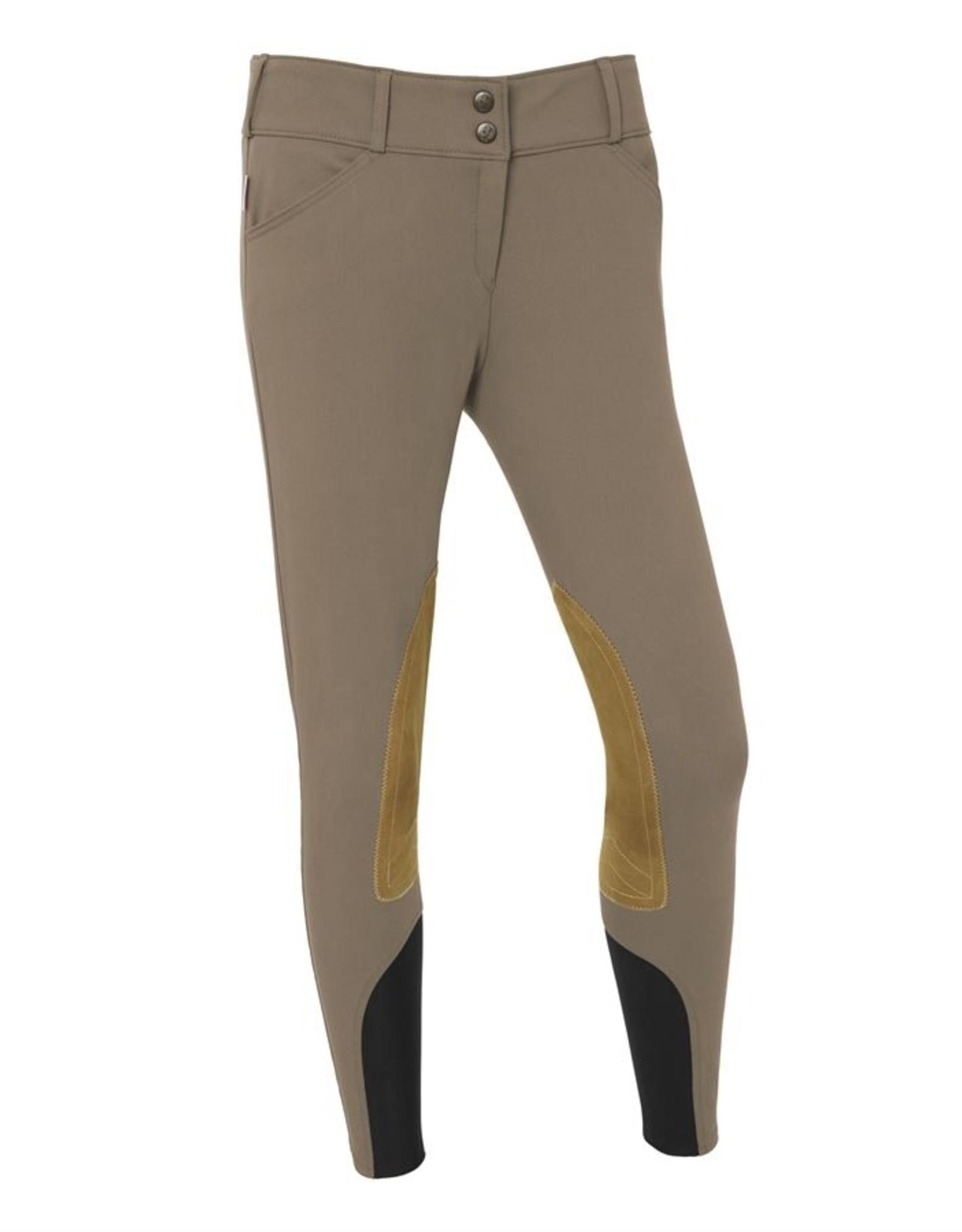 Tailored Sportsman Ladies' Trophy Hunter Mid Rise Sock Bottom Breeches