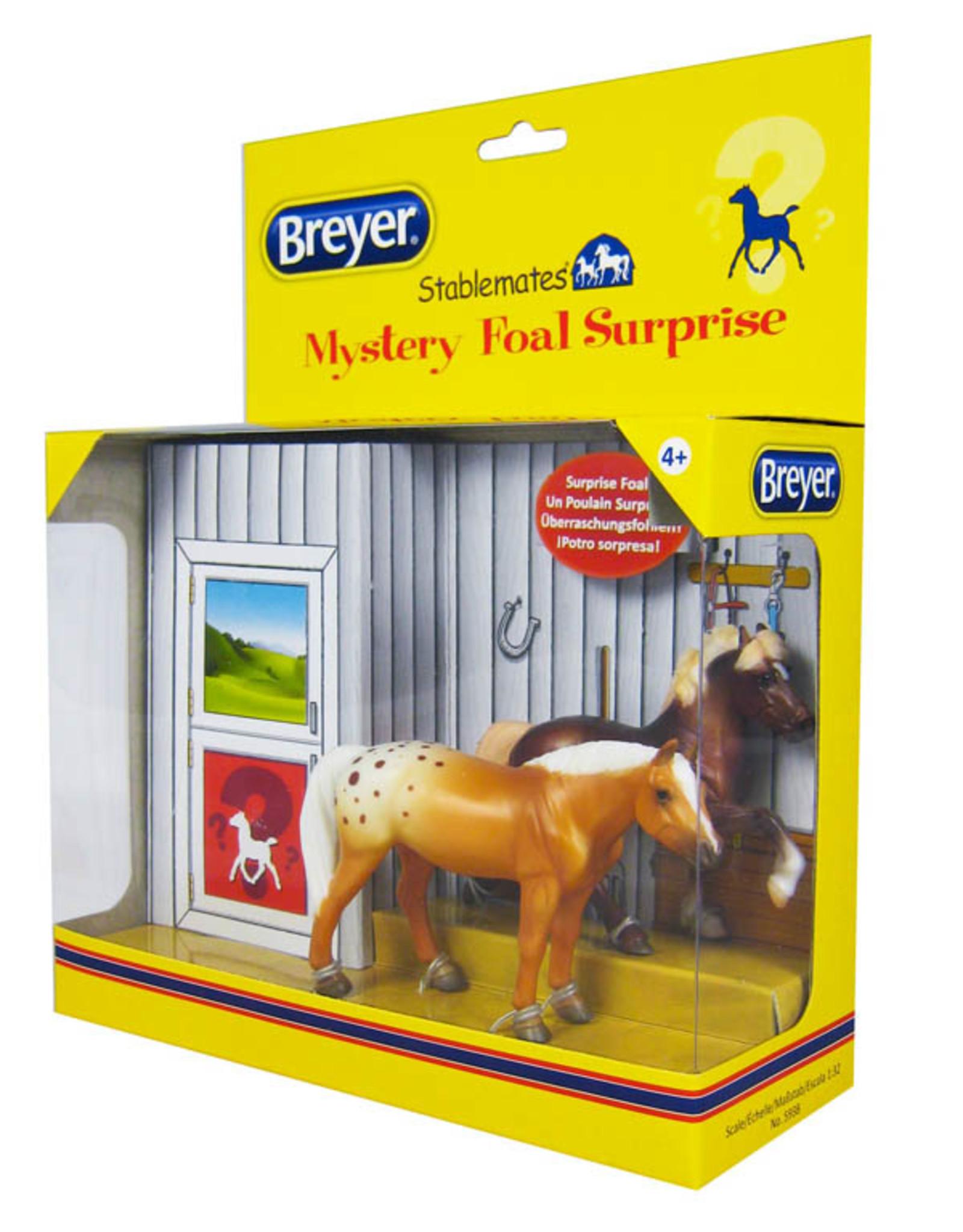Breyer Mystery Foal Surprise