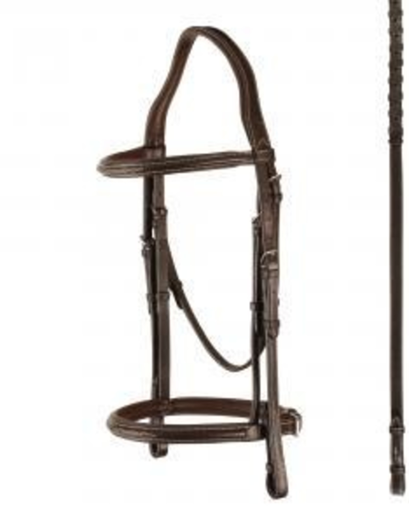 Bobby's Signature Fancy Padded Bridle