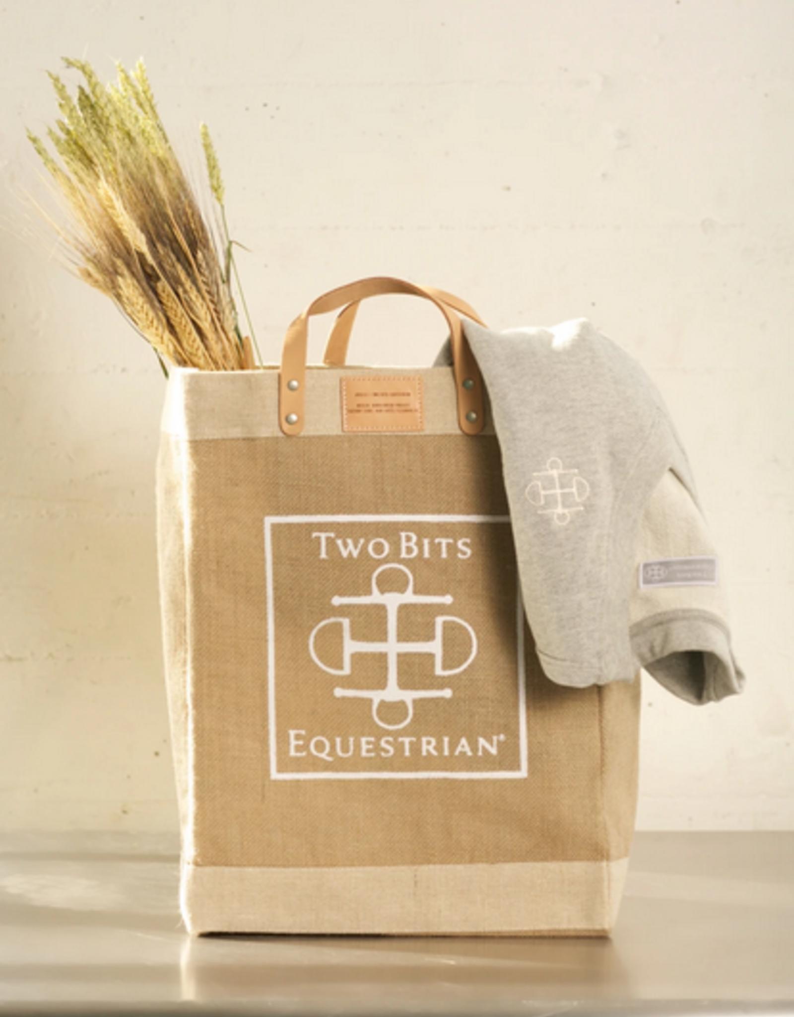 Two Bits Equestrian Two Bits Equestrian x Apolis Shopper