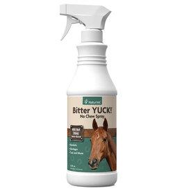 Revere Naturvet Garmon Bitter Yuck! Spray For Horses - Quart