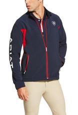 Ariat Mens' New Team Softshell Jacket