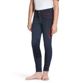 Ariat Kids' Olympia FEI Acclaim Knee Patch Breech