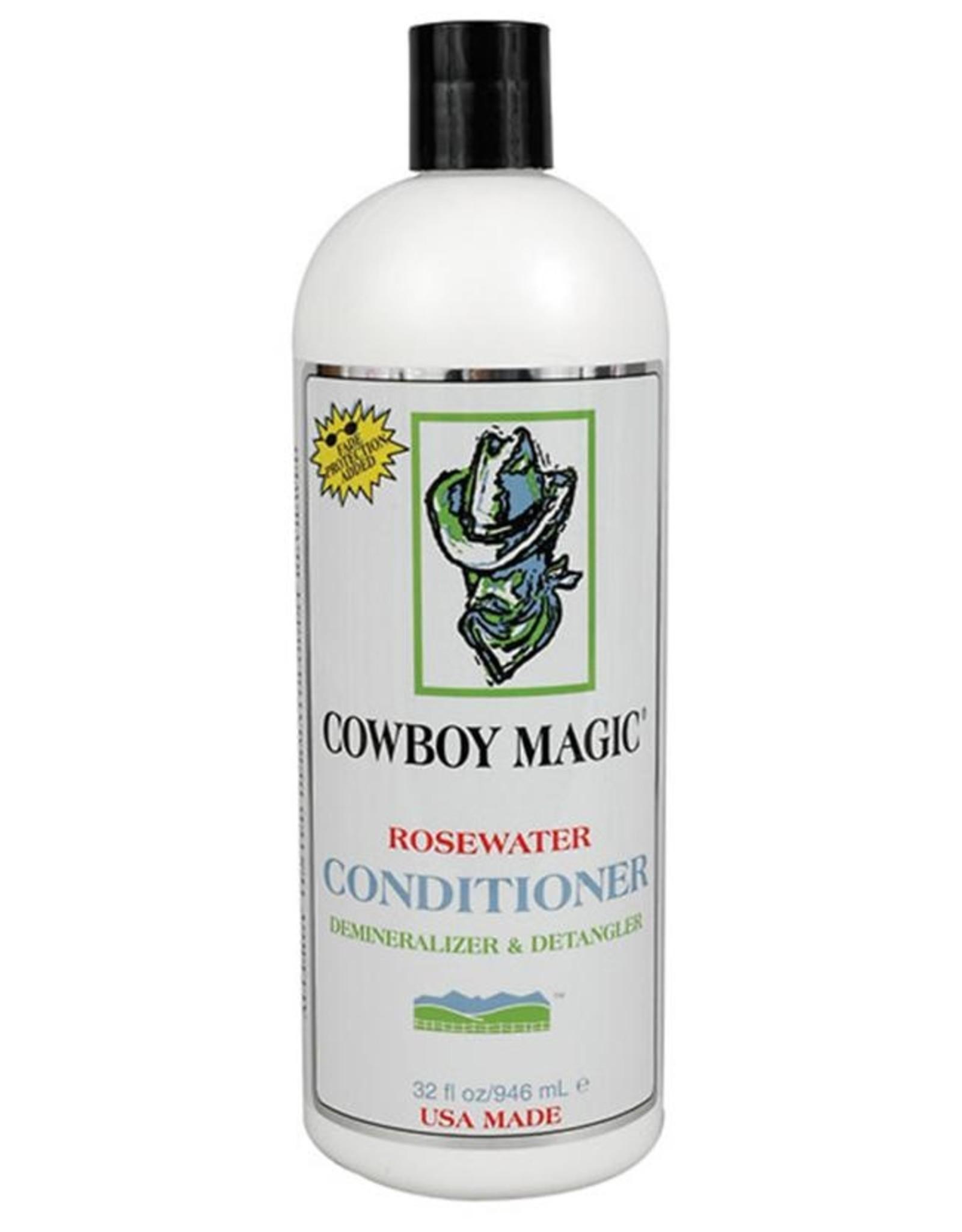 Cowboy Magic Cowboy Magic Rose Water Conditioner Quart