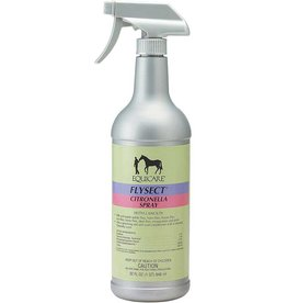 Equicare Flysect Citronella Fly Repellent - 32oz