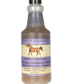 Zephyr's Garden Zephyr's Garden Pure & Simple Plus Concentrate Fly Repellent- 16oz