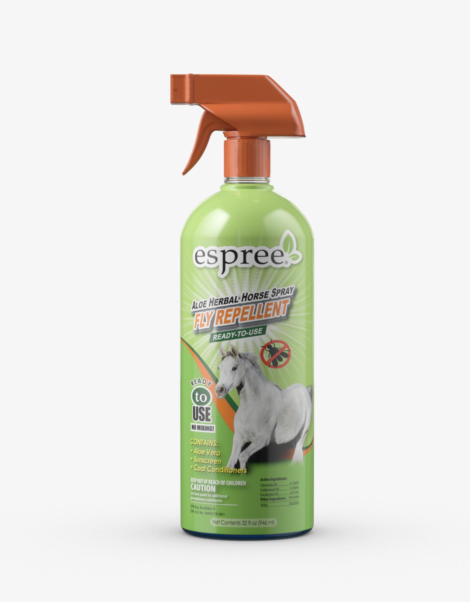 Espree Animal Products Espree Aloe Herbal Fly Repellent - 32oz