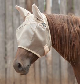 Cashel Cashel Econo Crusader with Ears Fly Mask