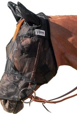 Cashel Cashel Quiet Ride with Nose & Ears Fly Mask