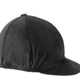 Shires Velveteen Helmet Cover