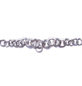 Polo Style Flat Link Curb Chain