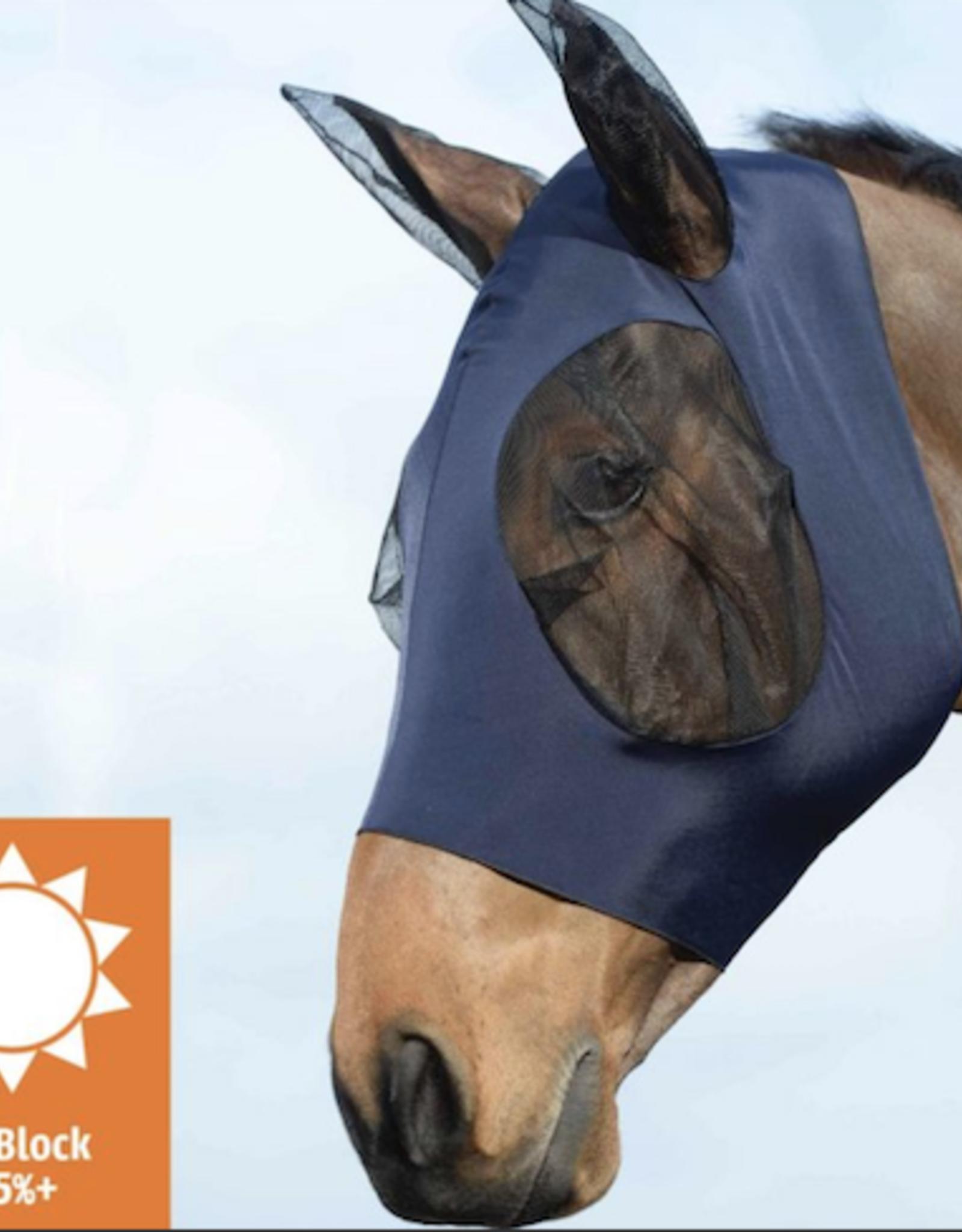 Weatherbeeta Weatherbeeta Stretch Bug Eye Saver with Ears Fly Mask