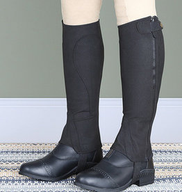 Moretta Shires Kids' Amara Synthetic Half Chaps