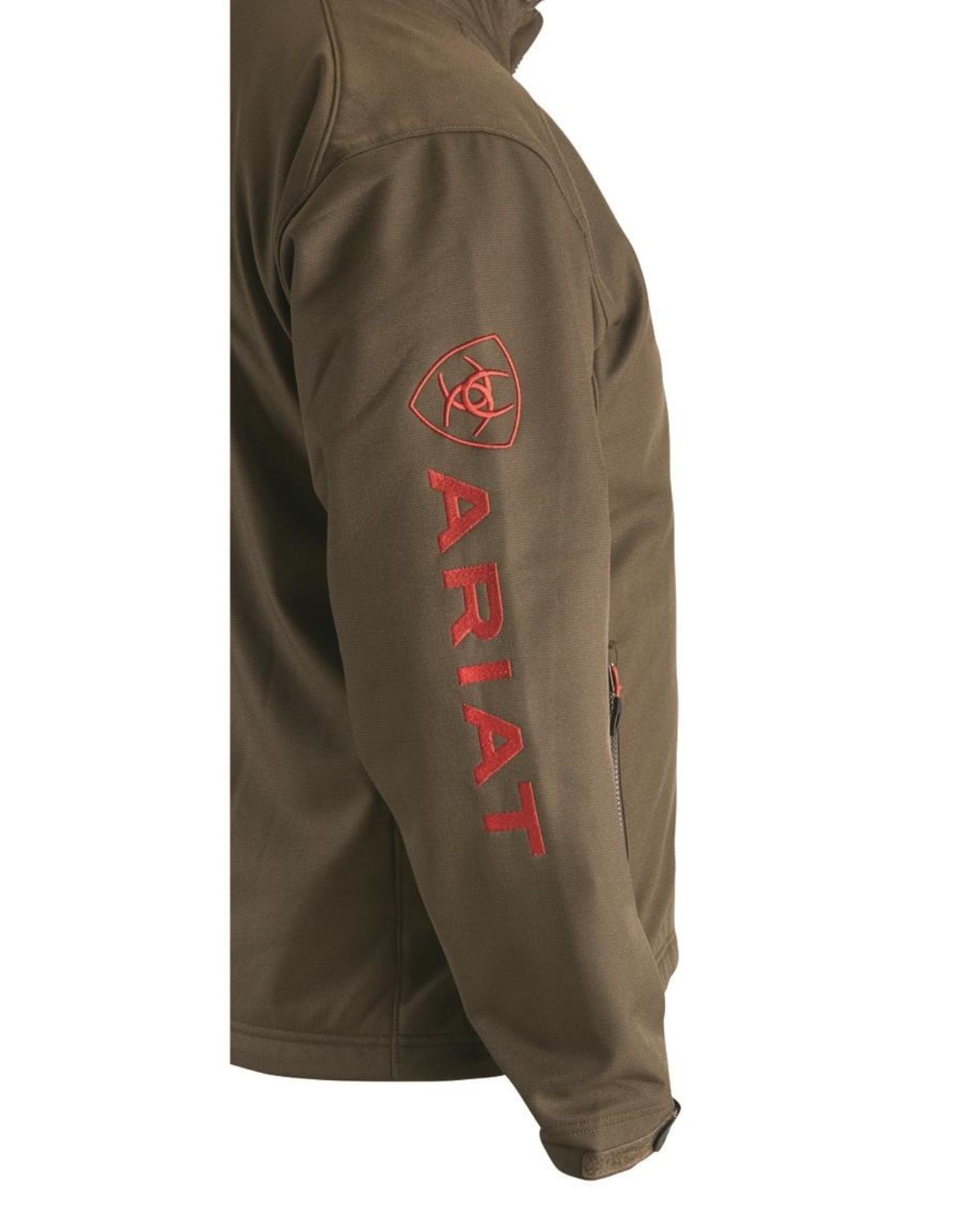 Ariat Men's Logo 2.0 Soft Shell Jacket