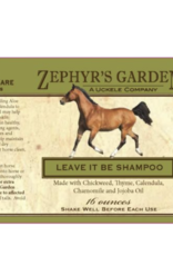 Zephyr's Garden Zephyr's Garden Leave It Be Shampoo - 16oz