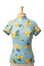Kastel Denmark Ladies' Capri Short Sleeve Sun Shirt