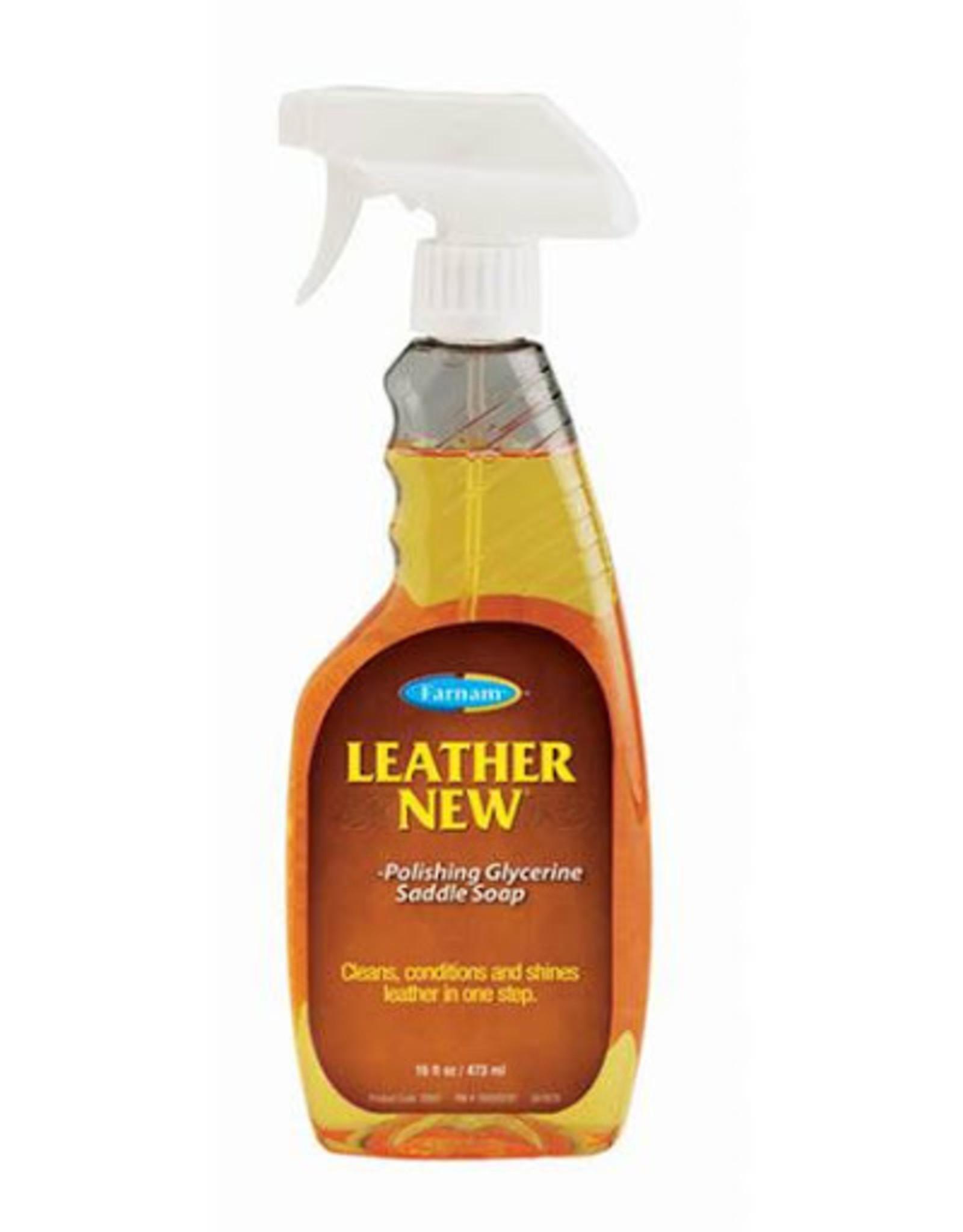 Farnam Leather New Spray - Pint
