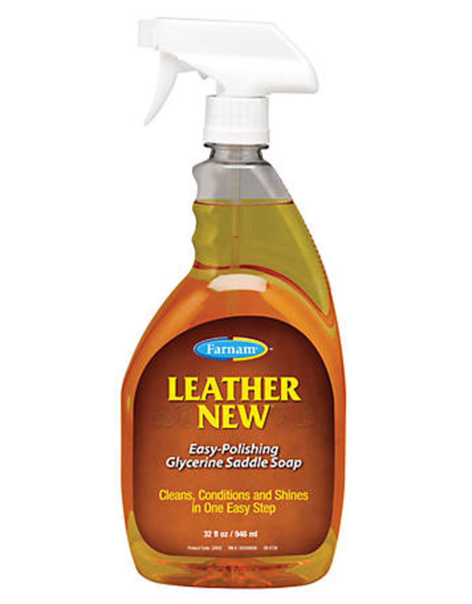 Farnam Leather New Spray - Quart
