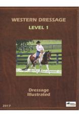WDAA WDAA Western Dressage Level 1