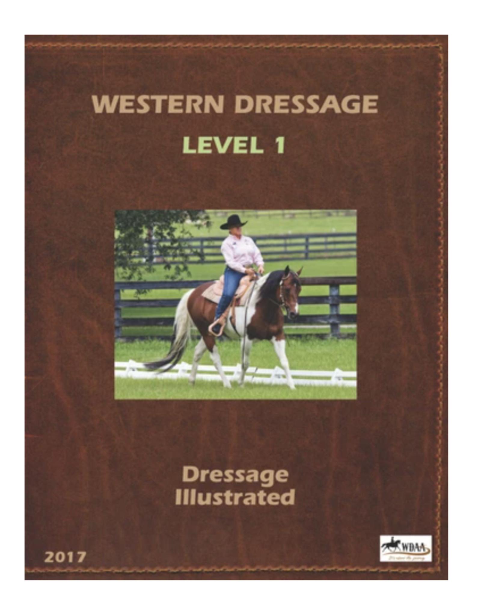 Wdaa Western Dressage Level 1 Calabasas Saddlery