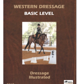 WDAA WDAA Western Dressage Basic Level