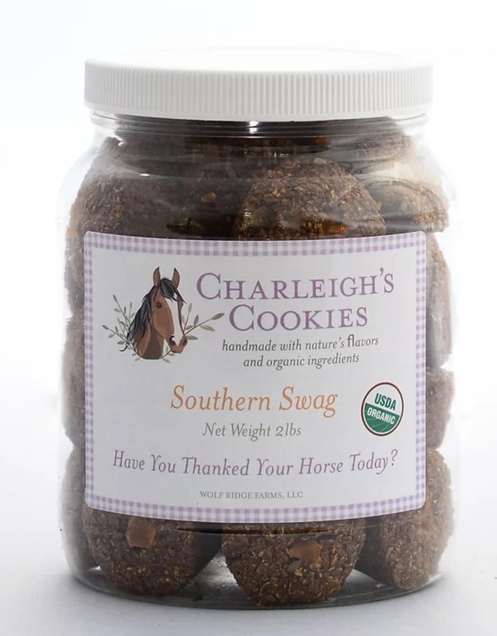 Charleigh's Cookies Charleigh's Cookies Southern Swag 2lb Cookie Jar