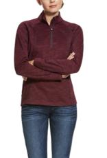 Ariat Ladies Conquest 2.0 1/2 Zip Sweatshirt