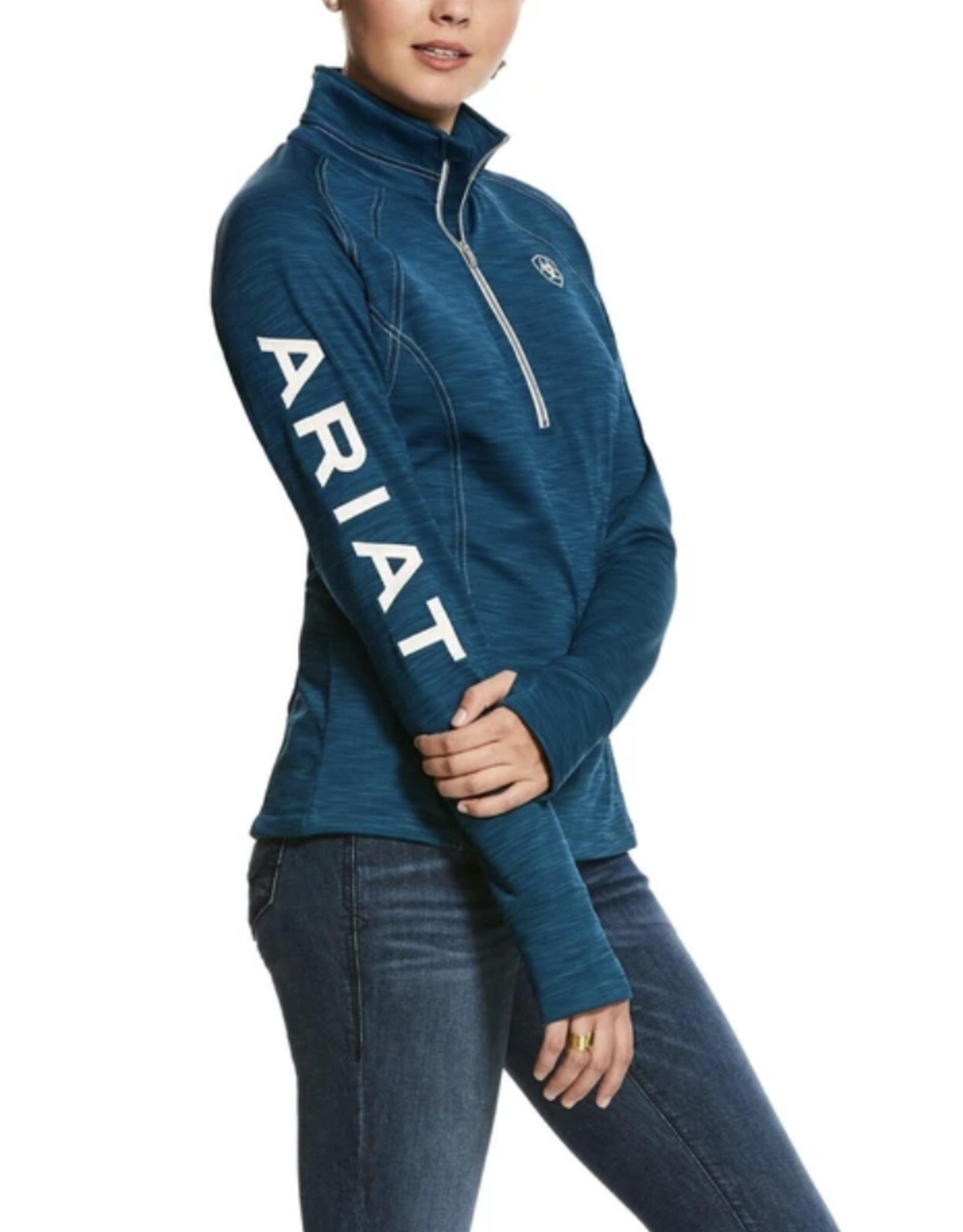Ariat Ladies' Tek Team 1/2 Zip Sweatshirt