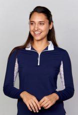 Equi In Style Ladies' Long Sleeve Lace Sun Shirt