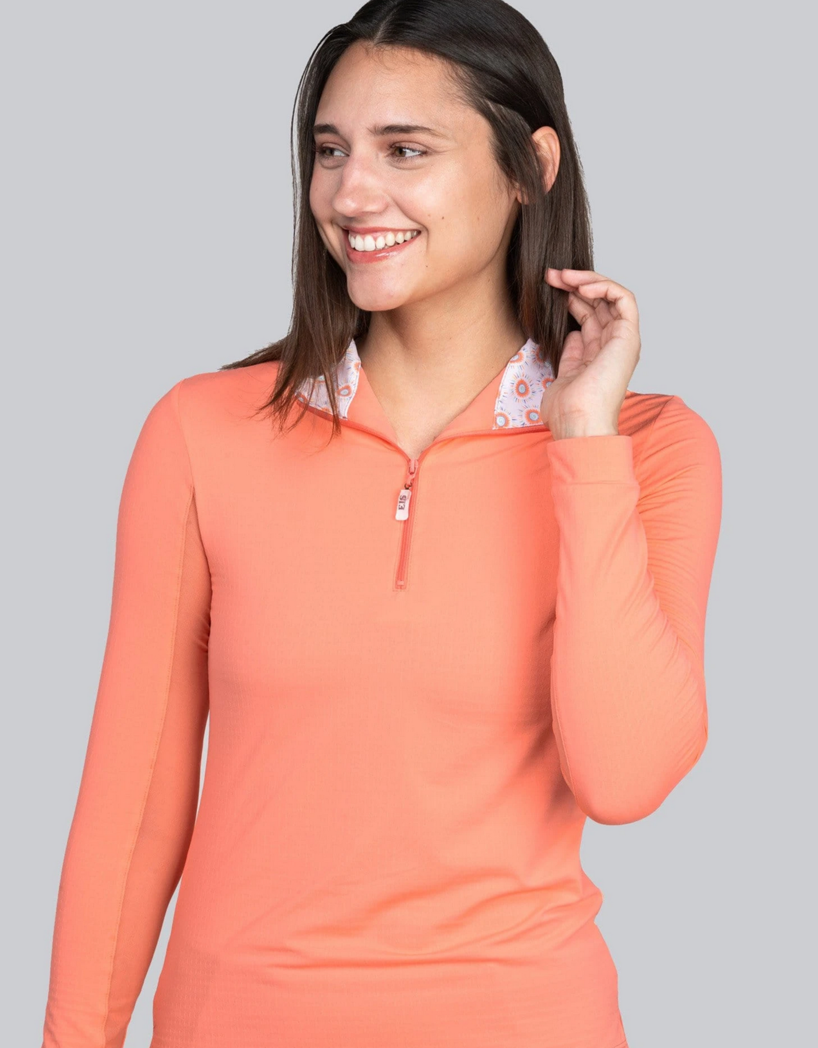 Equi In Style Ladies' Long Sleeve Sun Shirt