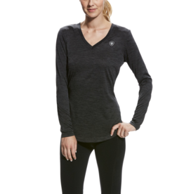 Ariat Ladies' Laguna Long Sleeve V-Neck Shirt