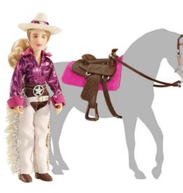 Breyer Cowgirl Kaitlyn