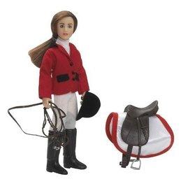 Breyer Chelsea Show Jumper Doll
