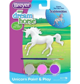 Breyer Paint & Play Unicorn