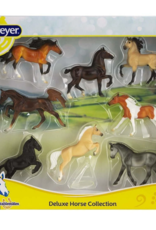 Breyer Stablemates Small Deluxe Horse Collection